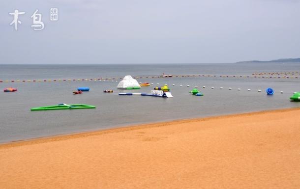 国际海水浴场大三居沙滩度假房