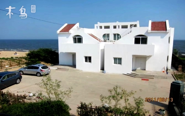 推开门就是沙滩的私人别墅