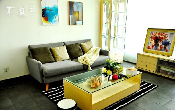 金海国际CBD大成国际两室一厅80平米适合一家人居住
