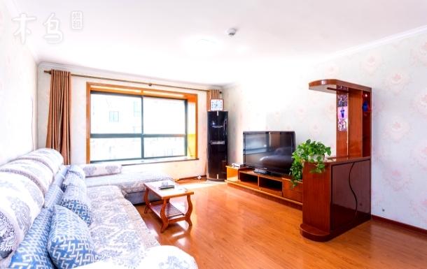 近海鸽子窝(奥运公园)100平米精装两室两厅