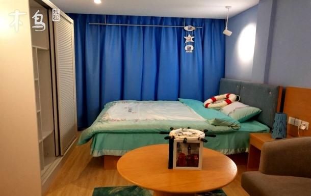 天坛医院附近,精装民宿风格,室内采用宜家家居/一居