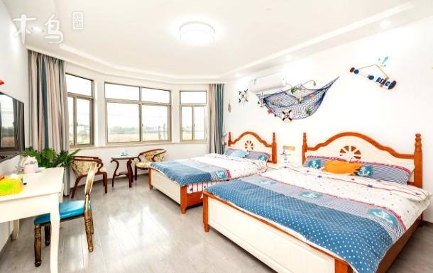 【馨颐】免费迪士尼乐园接送--地中海双床房【近浦东机场/上海野生动物园】