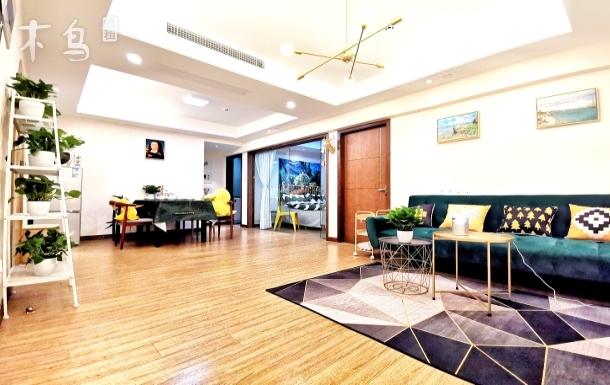 临近玄武湖紫金山南京站夫子庙新街口能做饭大床两居室
