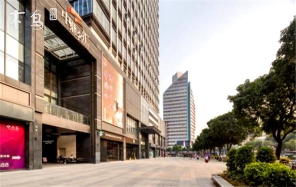 智能AI-汉悦豪华大床房,地铁5号线大沙东站D出口,汉涛国际公寓