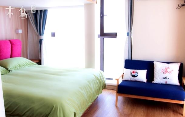 禅意清新优雅 大床房