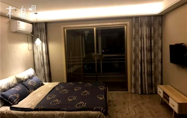 宜家简约风格一室一厅公寓