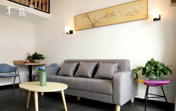 清西陵、易水湖边loft阁楼—莓苔