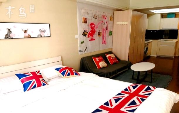 北欧优享大床房1