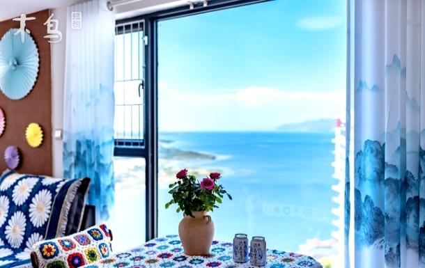 大理洱海蓝湾海景loft公寓