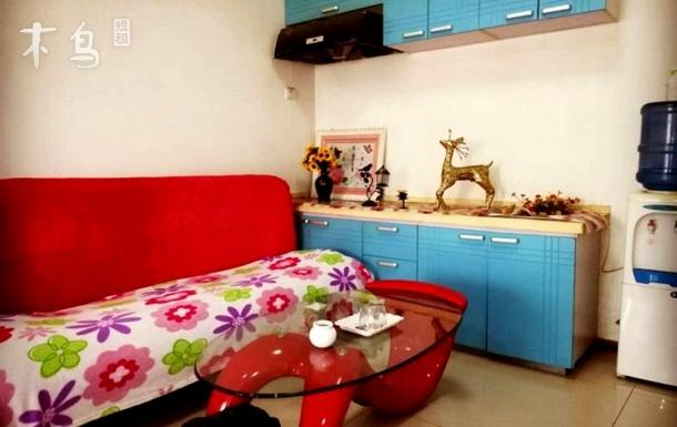 天津馨园公寓舒适大床房