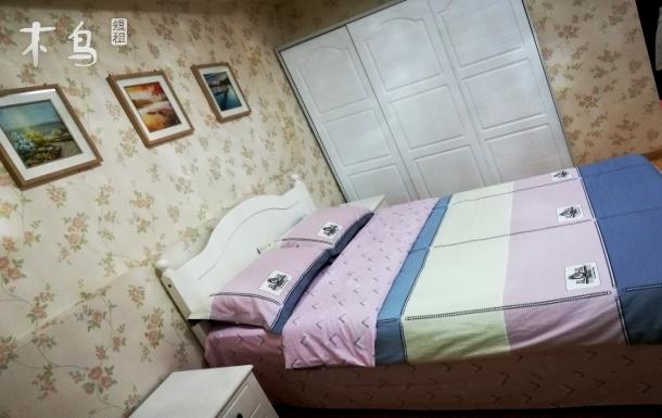 汉正街/江汉路商圈温馨一居室