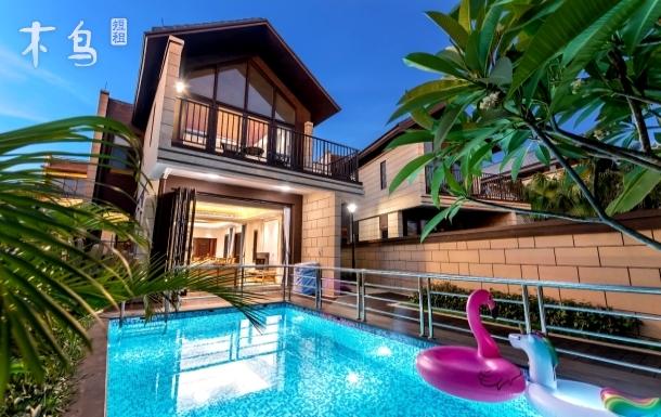 三亚湾独栋泳池别墅