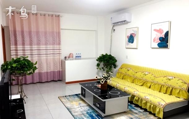 唐都医院 城东客运站 地铁口简约两室一厅