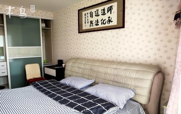 地铁13号线龙泽站对面大床房