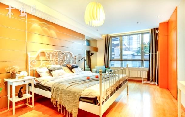 三里屯太古里酒吧街使馆区工体簋街舒适大床房