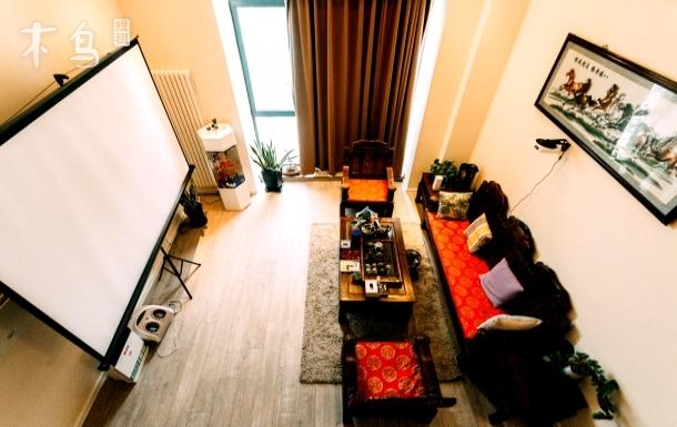 商务套房,豪华两居,尊贵私享,地铁六号线