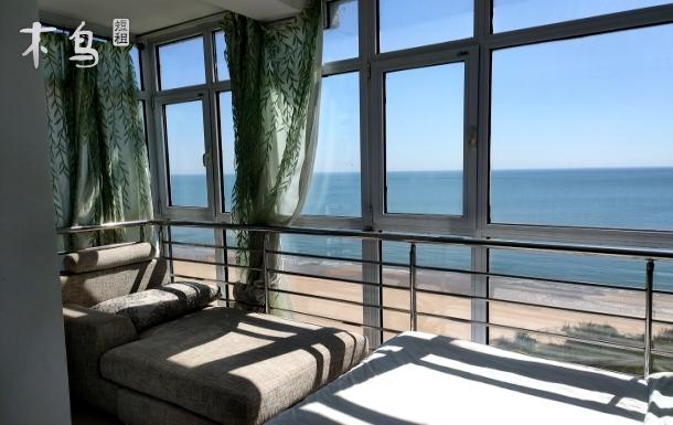 黄金海岸海景日出两居室套房