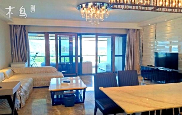 诗意海南-三亚半山半岛高端住宅区/背靠青山,面朝大海,精装升级版