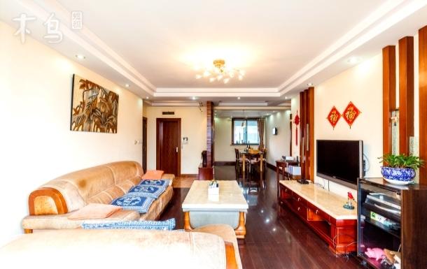 北外滩【爱尚公寓】精致两居室可住4-5人