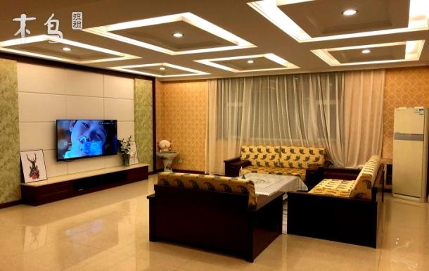 288平6室4卧豪华装修别墅,外加200多平院子