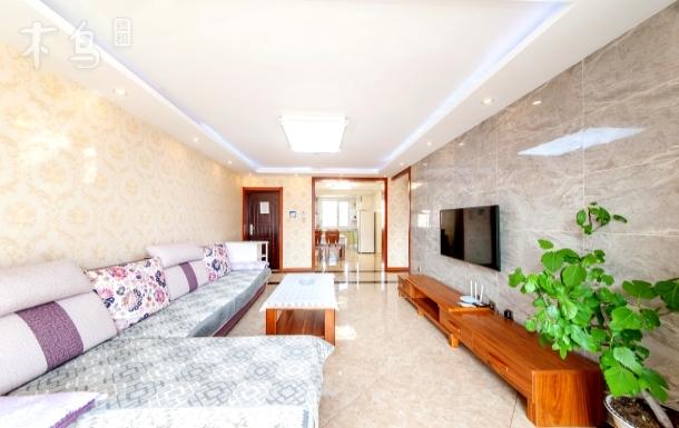 鸽子窝后海中式豪华两室公寓
