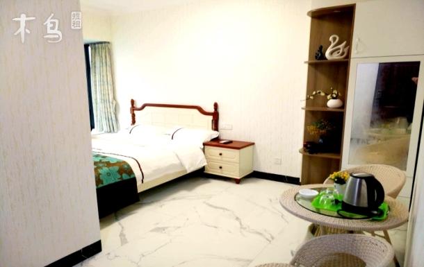 爱之旅公寓银滩国际客运港 城景房