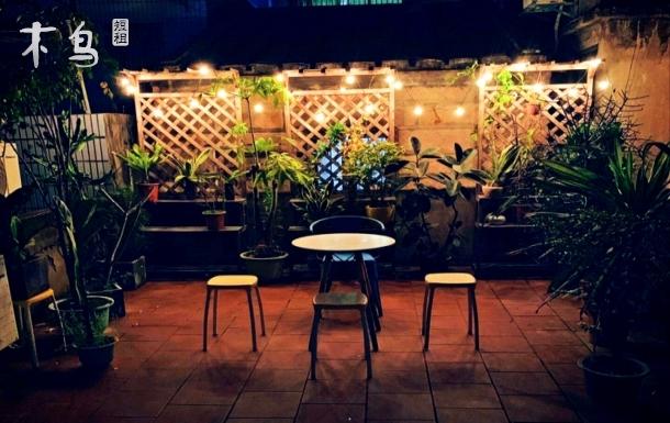 《青森之语》在厦大沙坡尾的独栋花园小屋