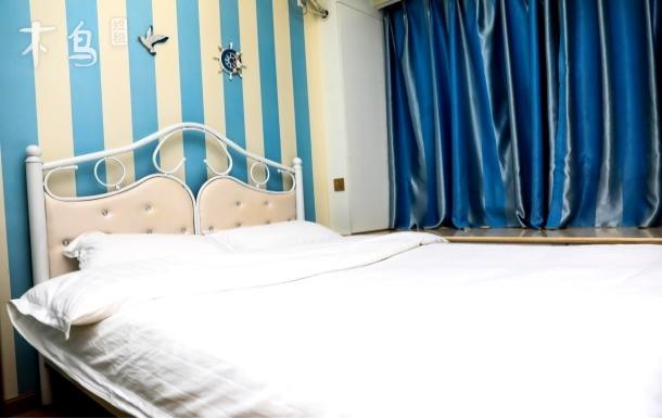 龙城国际精装公寓,清新甜蜜风、近地铁、近西华大学