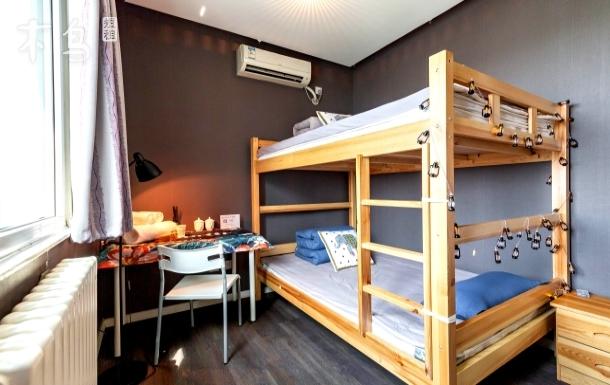 03CBD国贸大望路商圈 传媒大学地铁站 二外旁边 珠江绿洲 优质上下床房间 可入住两人 可洗衣做饭