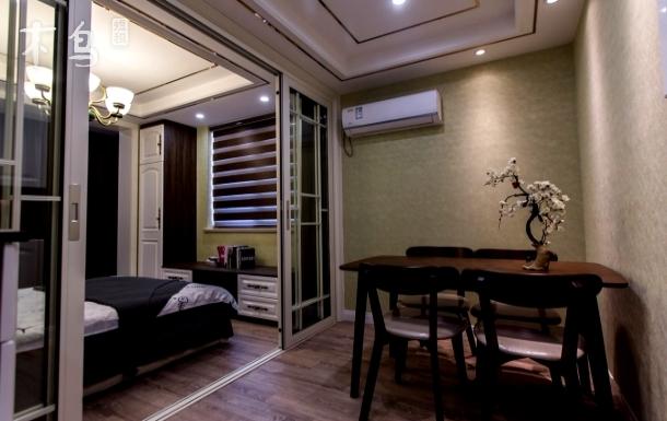 静安区闻喜路后现代风格二居室