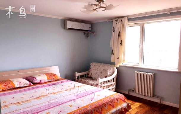 潘家园地铁附近欧式风格精品一居室