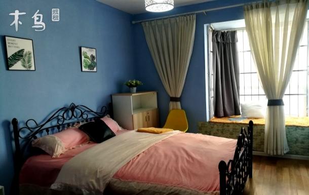 成大二期合租单间温馨大床房