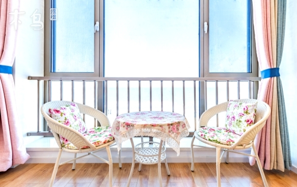 【橙途】海水浴场/林海公园/海边一居