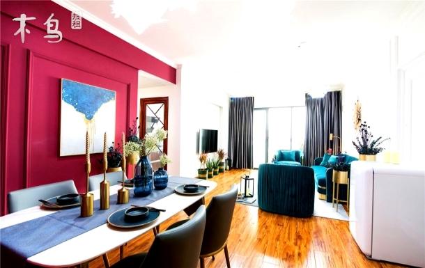 【轻色】近万达广场滇池海埂大坝润城二区华丽两居室