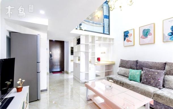 凯乐公寓.4号线星光影视城温馨复式lfto