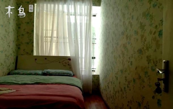 川师成龙校区旁|Myhouse|迷你大床房无空调