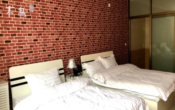 八达岭旭星,近八达岭长城、八达岭野生动物园、清新舒适三人房108