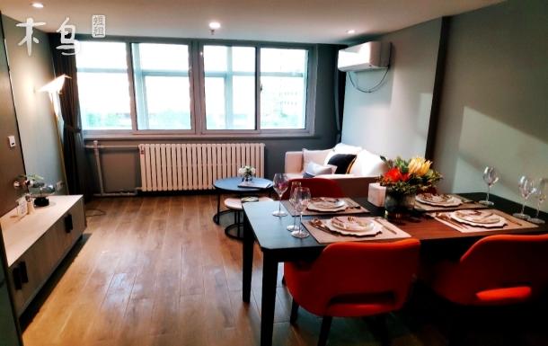 甘雨胡同附近 一室一厅 豪华装修 朝南采光好,优质电梯房,24H管家