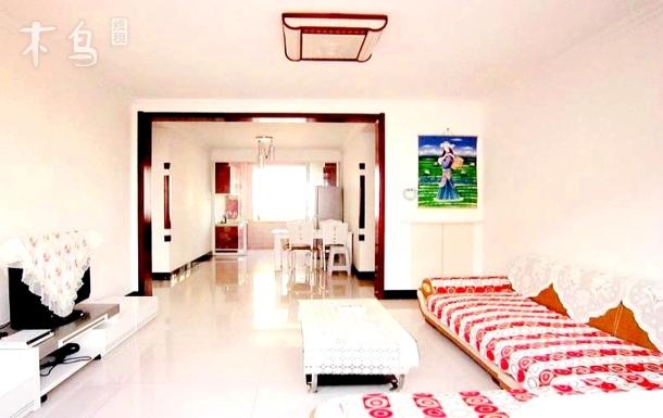 近海干净舒适超大空间二室精品公寓大厨房