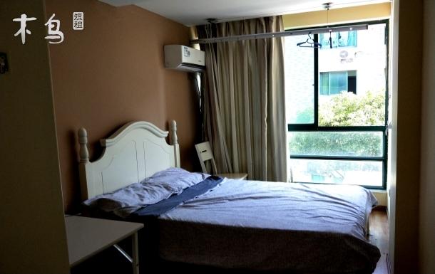 近西溪银座  阳光大床房、可做饭