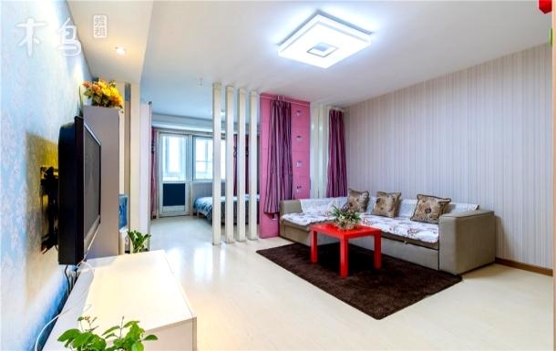 天安门 北京西站 307医院 温馨整租一居室