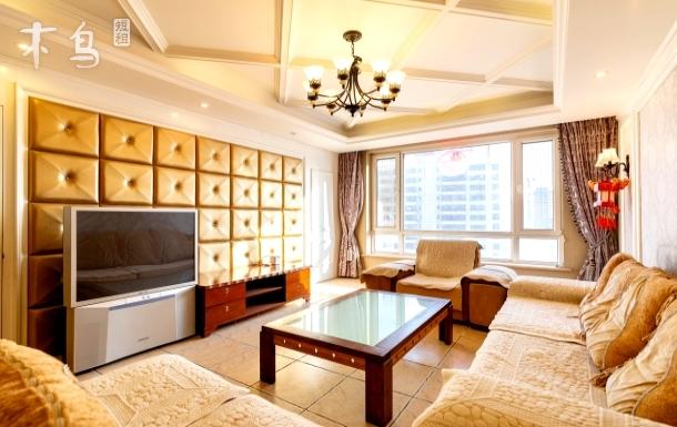 【橙途】青年大街/欧式复古豪华精装两居室