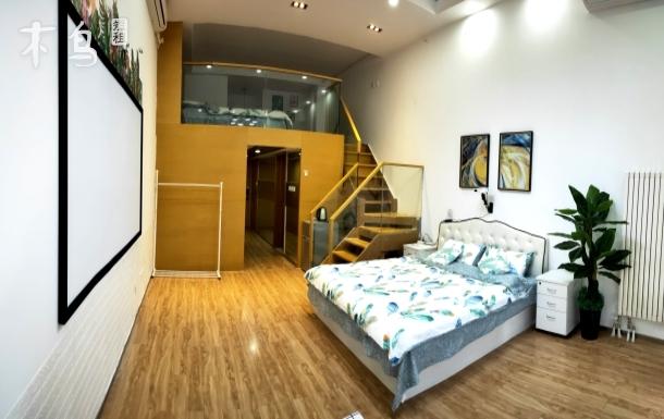 珠江摩尔精装loft住4人地铁生命科学园