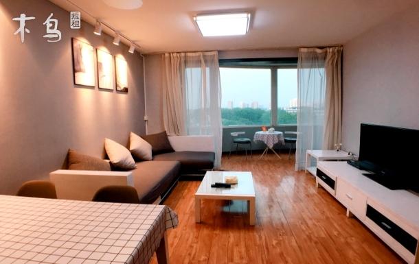 简居-望京/798艺术区/将台/酒仙桥/恒通商务园/超大两居室