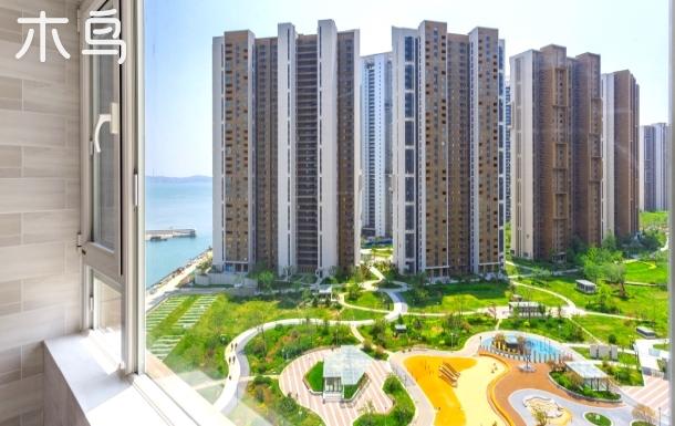 市中心 刘公岛 海景房 大润发 三室 温馨 家庭房
