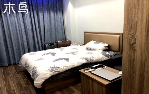 上海大学旁独立厨卫整租一居室~宽敞明亮家电齐全~很有质感的日式装修哦