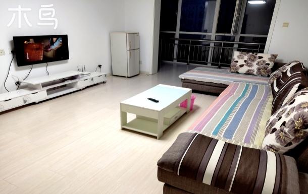 南戴河海龙公寓温馨两居