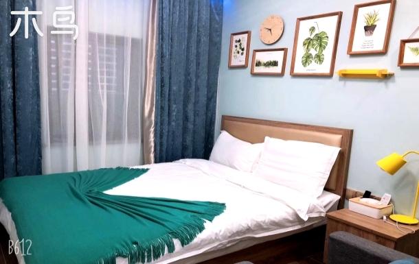 近7号线上海大学 整租精美一室户 拎包入住 房租月付
