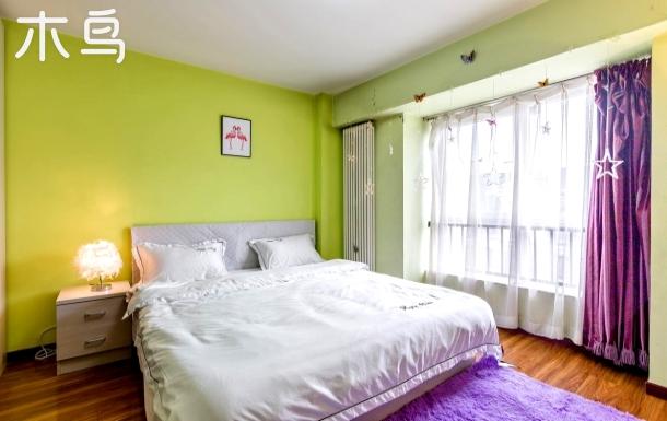 阜石路-301医院6号线地铁舒适温馨loft公寓