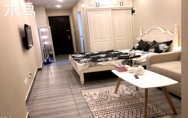 新尚天地,财大西门,温馨舒适一居室,可做饭